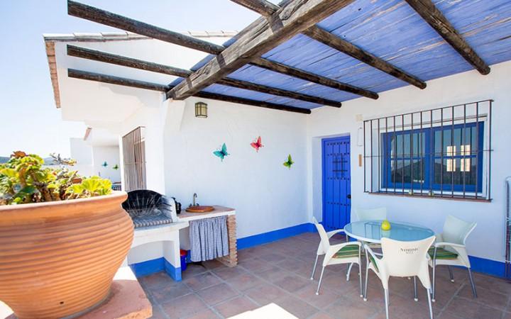 Appartement Spanje vakantie