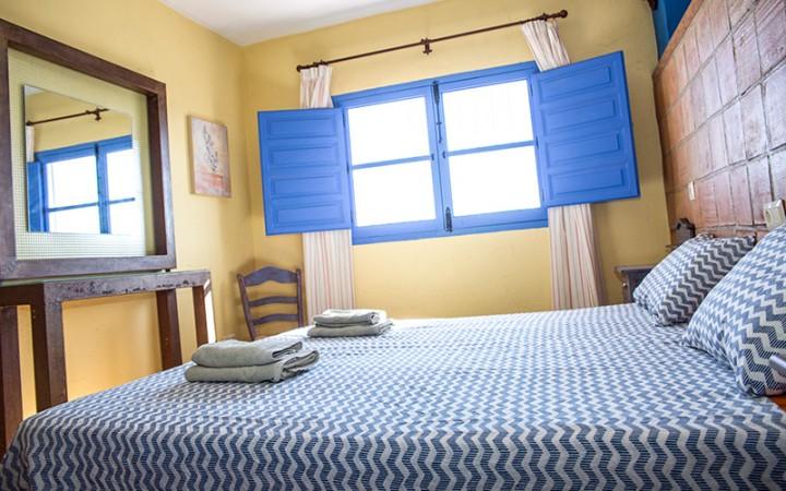Casa Malaguena slaapkamer
