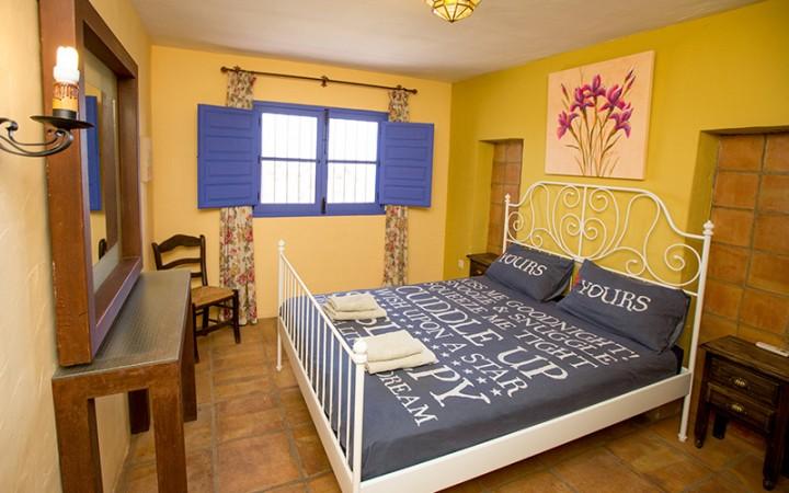 Casa Tango slaapkamer